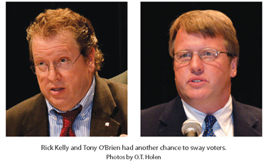 Fluvanna Review - ARCHIVED - Rivanna Candidates Square Off